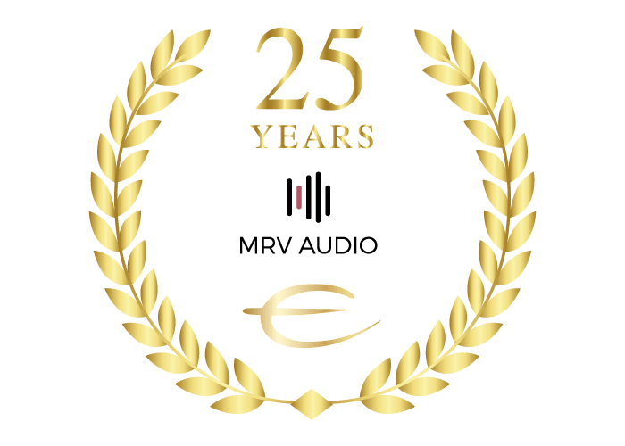 25 Jahre Vertrieb ELECTROCOMPANIET über MRV