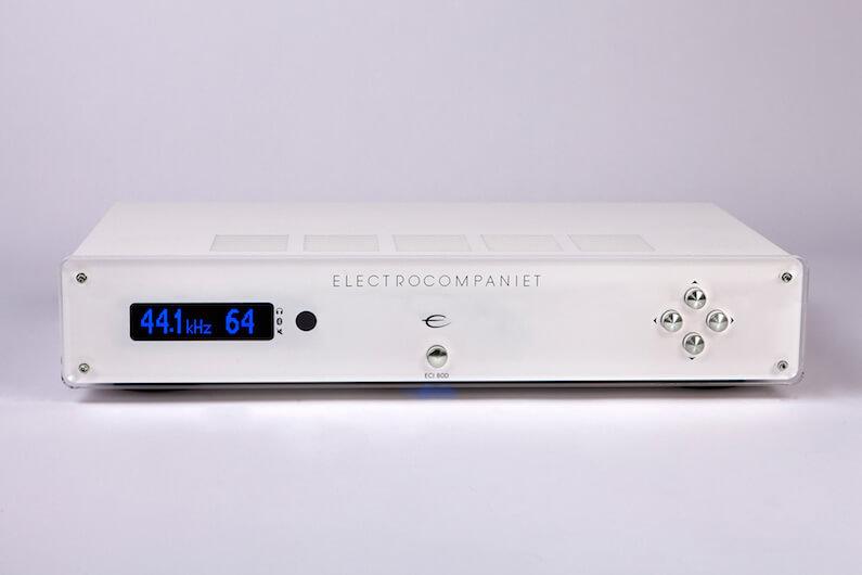 "Electrocompaniet ECI-80D: Limited Edition ""Weiß"""