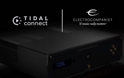 Electrocompaniet Produkte jetzt mit TIDAL-Connect